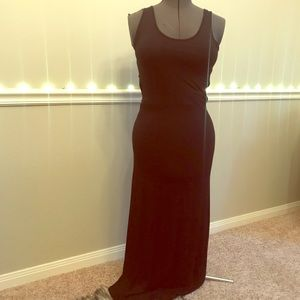 Kirra Black Maxi Dress